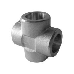 Stainless Steel Socket Weld Cross Fitting ASTM A182