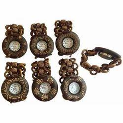 Wooden Bracelet Watch