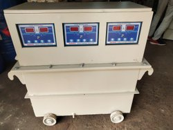 Controlled Voltage Stabilizer