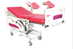 Motorized Birthing Bed