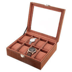 08 Brown Watch Case