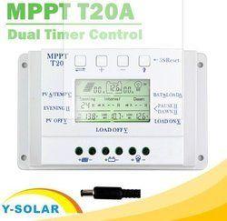 Erneuerbare Energie 20a 12v/24v Solar Panel Charge Controller Battery Regulator Safe Protection Yy