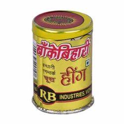 Bankey Bihari Hing Powder 10 g, Packaging: Polypropylene Bag