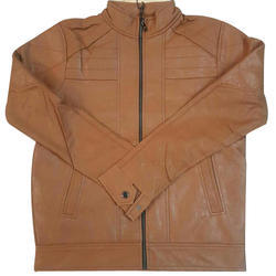 Full Sleeve Casual Wear Mens Premium Leather Jackets
