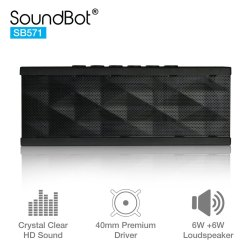 SoundBot SB571 12W Bluetooth Speakers