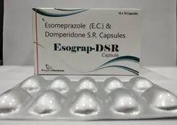 Esomeprazol 40mg Domperidone 30 mg Capsules