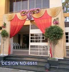 Wedding Decoration Tent Cloth Service
