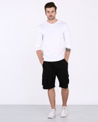 Cotton Casual Wear Mens Round Neck Full Sleeve T-Shirt