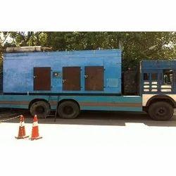 Generator Van Rental Service