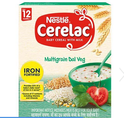 Nestle Cerelac Fortified Baby Cereal