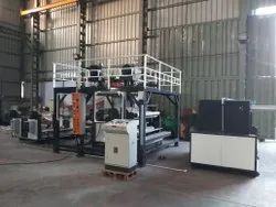 PP HDPE Extrusion Coating Lamination Machine