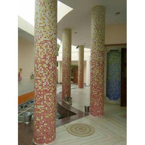 Mosaic Tiles For Pillars 8 10 Mm