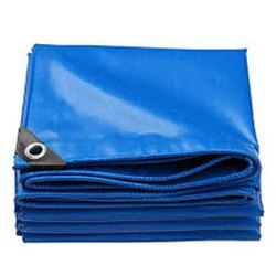 Blue Tarpaulin Sheet