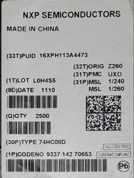 Logic Gates 74HC08D, 653 NXP
