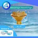 Fountain Cluster Jet Nozzle , Diamond Jet Nozzle - HA-271