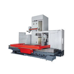 CNC Horizontal Borer Machine