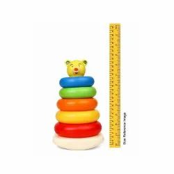 Barodian's Jumbo Stacking Rings - Stacking Toys For Toddlers