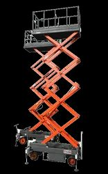 Cast Iron High Rise Scissor Lift