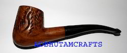Handmade Wooden Tobacco Pipes