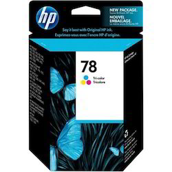 HP 78 Tri-Colour Ink Cartridges