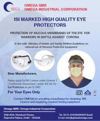 BIS Certification For Eye-Protectors