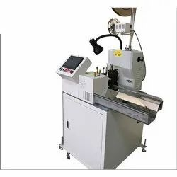 ST-04WCSC 4 Lane Fully Automatic Wire Cutting Stripping And Crimping Machine
