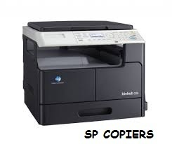 New Drivers: Konica Minolta Bizhub 215 Printer XPS