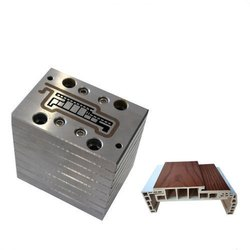 Hot Plate Stainless Steel Extrusion Profile Die