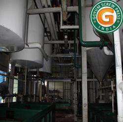Edible Oil Refinery Plants
