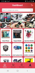 Dikhou E-Commerce App