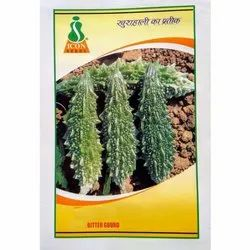 Icon RESEARCH Bitter Gourd ARPIT, For Agriculture, Packaging Size: 100gm