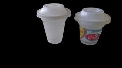 Ice Cream And Kulfi Cups With Lids
