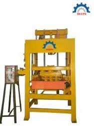High Density Hydraulic Operated Kerb Stone Block Making Machine