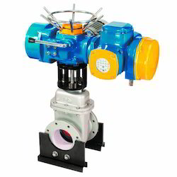 M60 Motorized Electrical Actuator With Integral Starter
