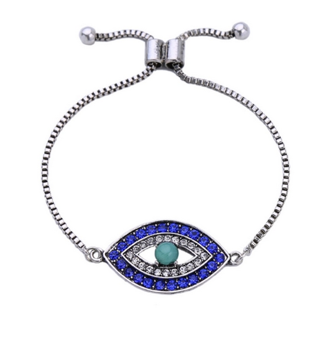 bracelet lucky bracelets eye miami evil london jewellery duo our from eyes collection image