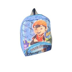 Polyester(outer) Printed Kids Designer School Bag, Capacity: 5 To 10 Kg