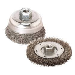 Aluminium Abrasive Brushes