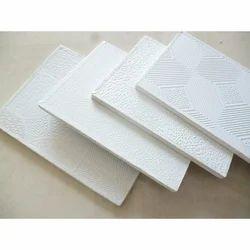 Gypsum Ceiling Tiles
