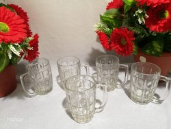 Handle Juice Glass, Capacity: 50 Ml