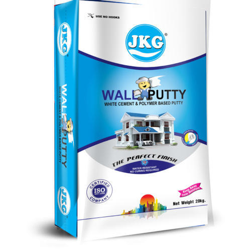Jkg Wall Putty Powder Packing Size 20 Kg Rs 400 Pack Jkg And Company Id 13578641048