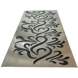 SS Laser Cutting Service & L Shape Modular Kitchen