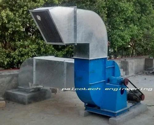 Kitchen Duct Blower केन्द्रापसारक ब्लोअर Pal Electric