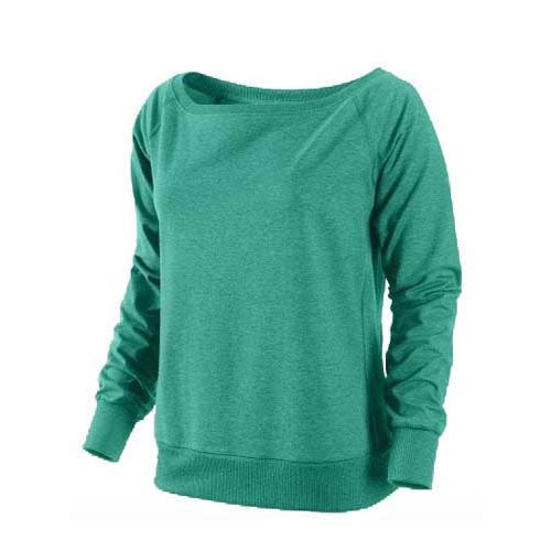 37ac46d5 Green Born Fashions Womens Plain Sweatshirt, Rs 375 /piece | ID ...