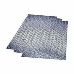 Checkered Aluminum Ceiling Plate