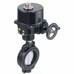 Honeywell Motorized Butterfly Valve