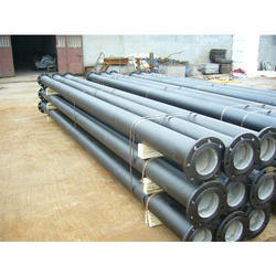 Ductile Iron Double Flange Pipes