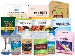 Pesticides Label Printing