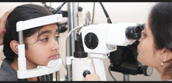 Pediatric Ophthalmology Service