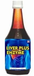 Liver Plus Enzyme Syrup