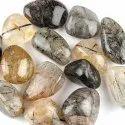 Natural Rutail  Gemstones Tumbles